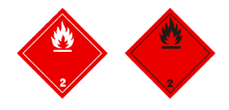 Gasos inflamables